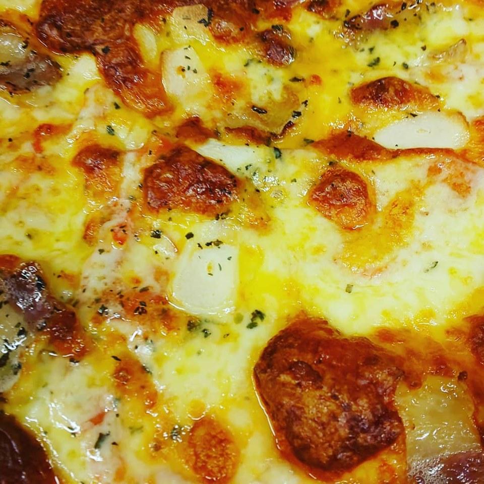 蔵らの手づくりピザ