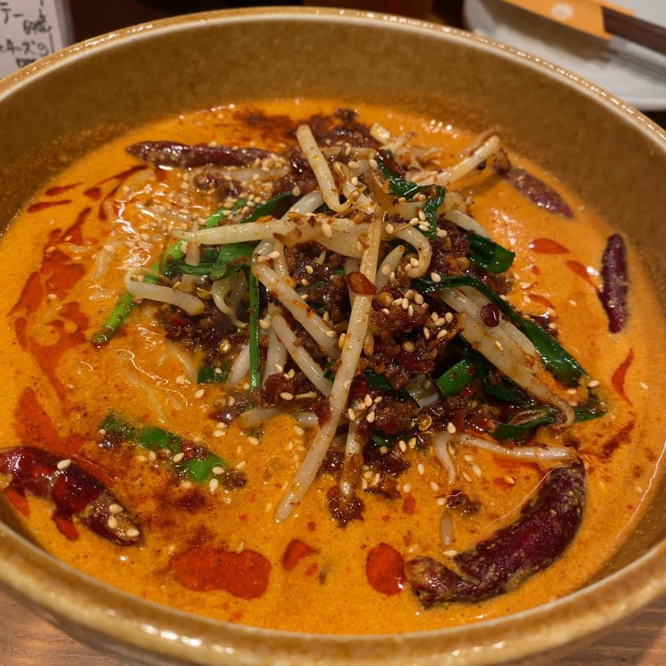 激辛タンタン麺